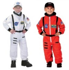 Kids Astronaut Suit